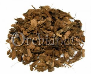 Coconut Husk Chip Fiber for Orchids